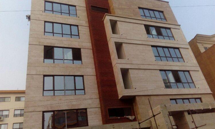 ساختمان مهندس نوایی ، آفتاب ۴۸ ، ویستابست یک رو لمینیت
